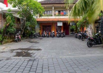 Beneyasa Beach Hotel 2 Teras