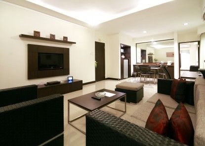 Bentani Hotel & Residence Ruangan Suite