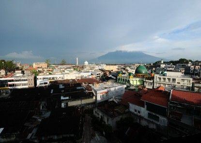 Benteng Hotel Bukittinggi Teras