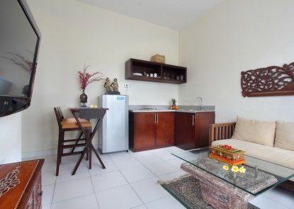 Berawa Beach Residence by Premier Hospitality Asia Ruang Tamu