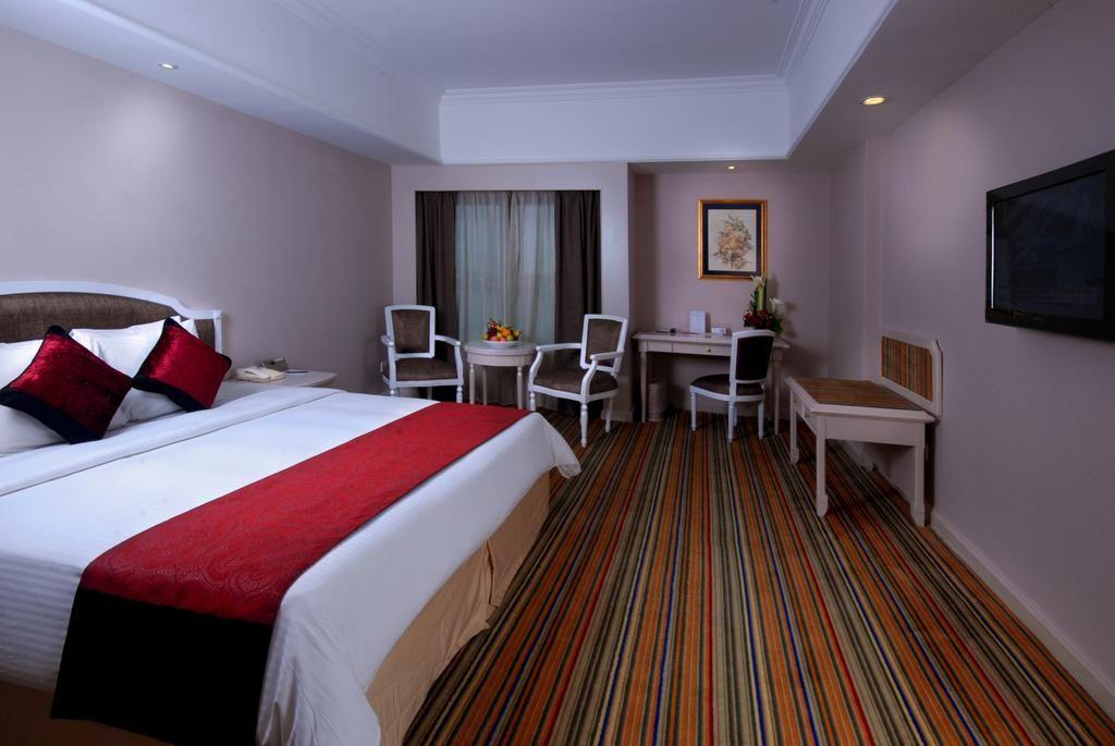 Berjaya Waterfront Hotel Johor Bahru,Puteri Harbour Family Theme Park