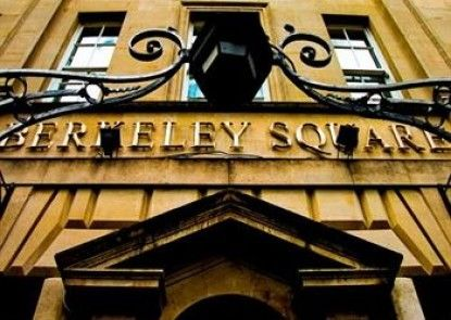 Berkeley Square Hotel Teras