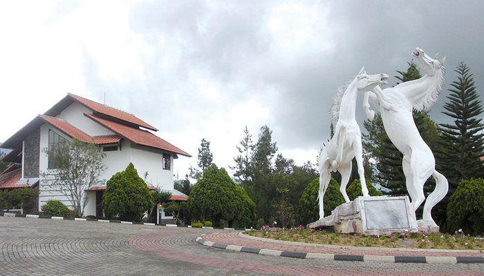 Berlian Resort, Cianjur