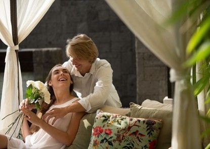 Berry Amour Romantic Villas Teras