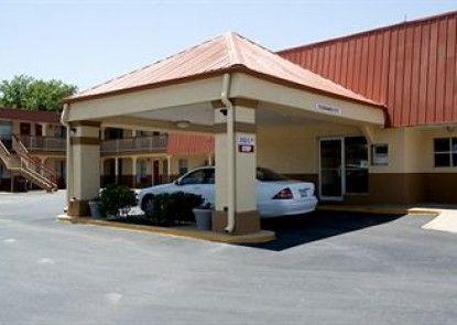 Best Budget Inn - Abilene Teras