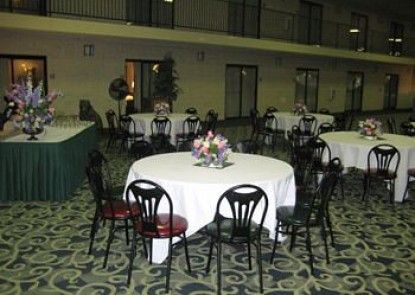 Best Western Airport Inn & Conference Center Teras