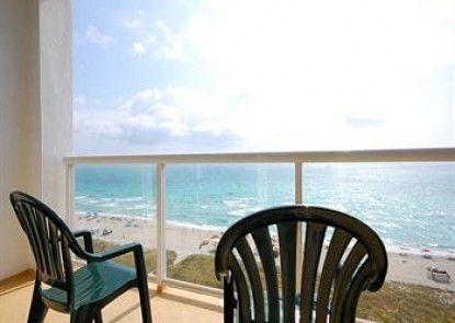 Best Western Atlantic Beach Resort Teras