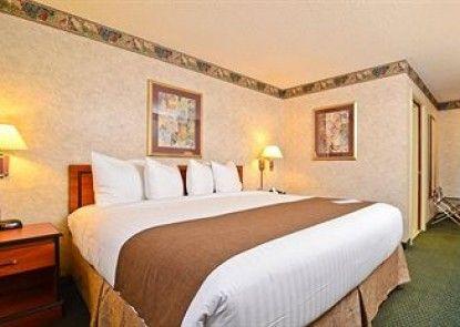 Best Western Executive Inn & Suites Teras
