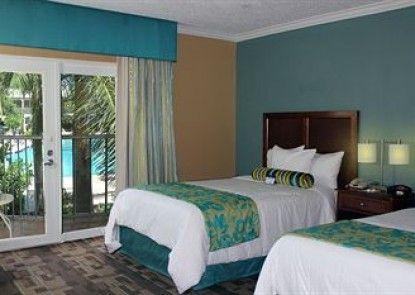 Best Western Key Ambassador Resort Inn Teras