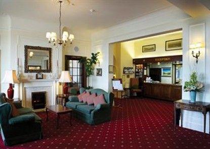 Best Western Lansdowne Hotel Teras