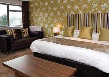 Best Western Plus Centurion Hotel Teras