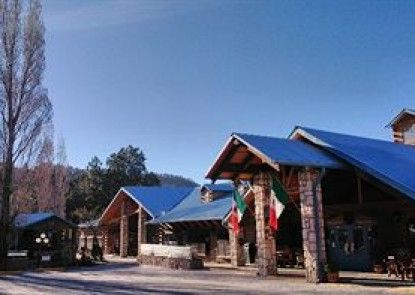 Best Western Plus The Lodge At Creel Hotel & Spa