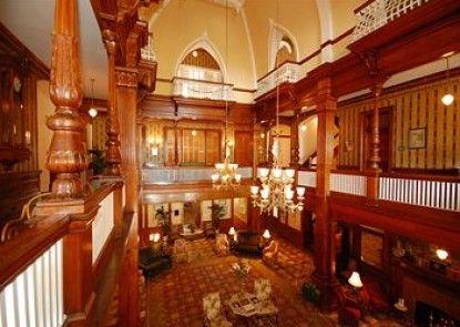 Best Western Plus Windsor Hotel Teras