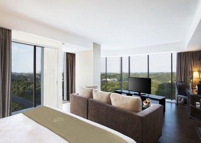 Best Western Premier The Hive Ruangan Suite