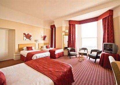 Best Western York House Hotel Teras