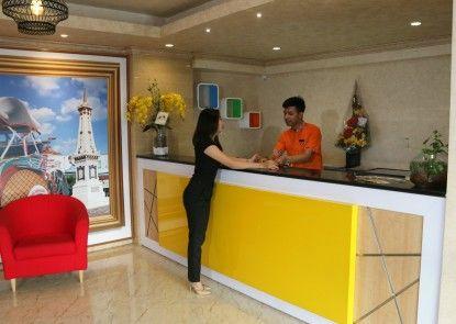 Best City Hotel Penerima Tamu