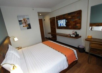 Best City Hotel Kamar Tamu