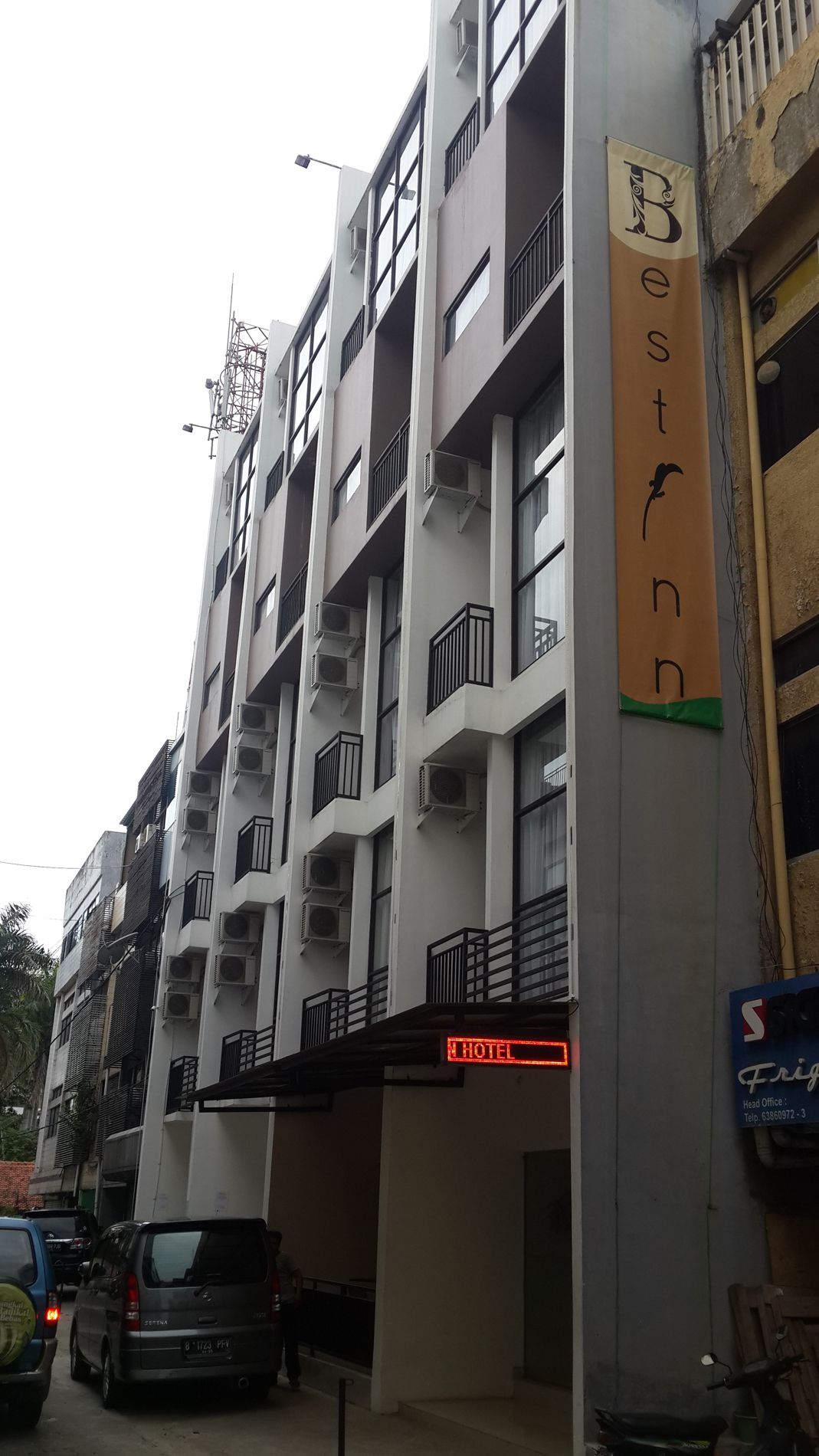 Best Inn Hotel Jakarta, Jakarta Pusat
