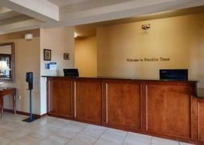 Best Western Franklin Inn & Suites