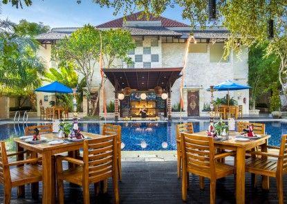 Best Western Kuta Villa Bar Tepi Kolam