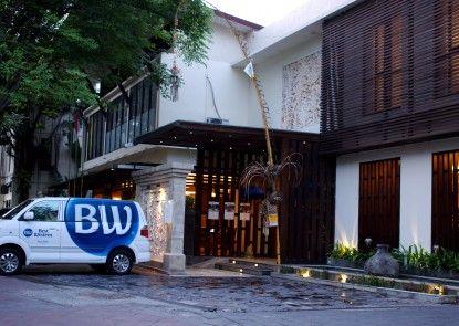 Best Western Kuta Villa Pintu Masuk