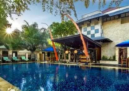 Best Western Kuta Villa Kolam Renang