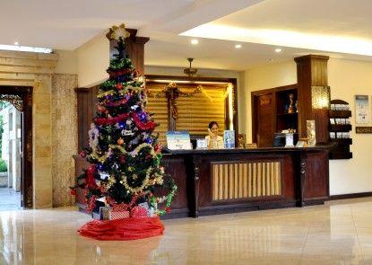 Best Western Kuta Villa Lobby