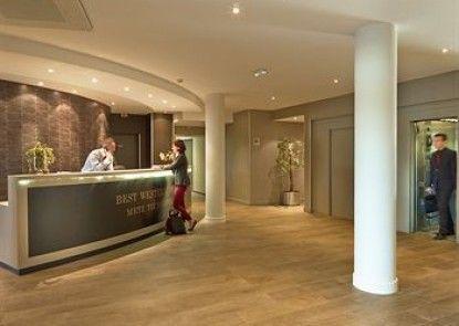 Best Western Plus Hotel Metz Technopole