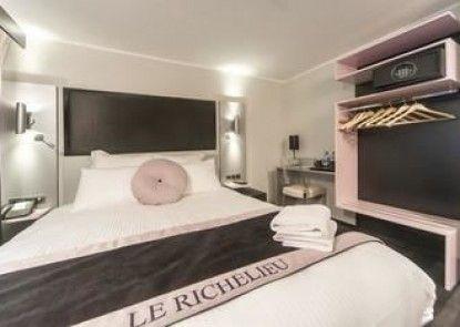 Best Western Richelieu Lyon Part-Dieu