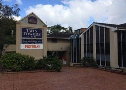 Best Western Twin Towers Inn