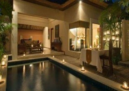 Bhavana Private Villas Kolam Renang