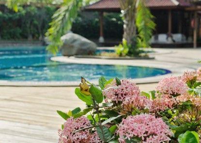 Bhuwana Ubud Hotel Kolam Renang Utama