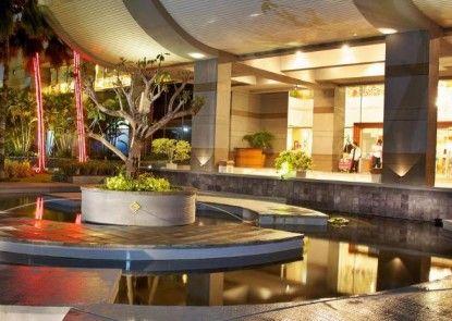Hotel Bidakara Grand Pancoran Jakarta Pintu Masuk