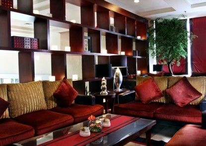 Hotel Bidakara Grand Pancoran Jakarta Lounge