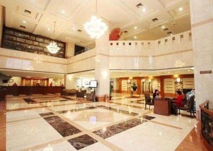 Hotel Bidakara Grand Pancoran Jakarta Lobby