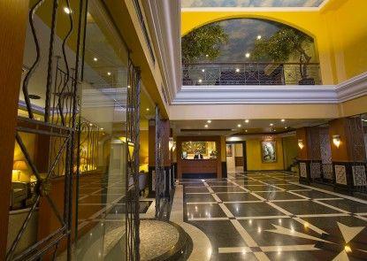 BI Executive Hotel Teras