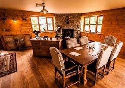 Big Bear Lodge Teras