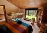 Pesan Kamar Kamar Keluarga, Pemandangan Kebun (queen & Bunk) di Bilpin Springs Lodge