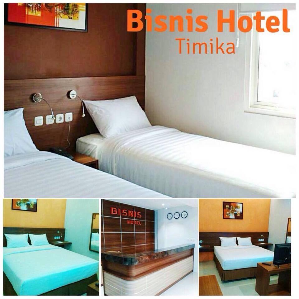 Hotel Bisnis, Mimika