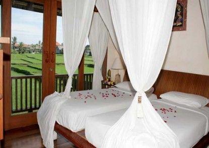 Biyukukung Suites & Spa Kamar Tamu