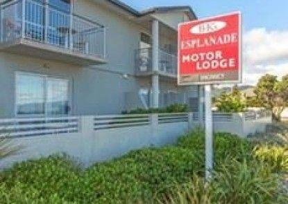 B-K\'s Esplanade Motor Lodge