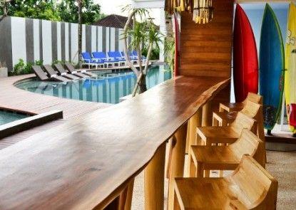 Bliss Surfer Bali by Tritama Hospitality Rumah Makan