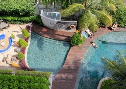 Bliss Surfer Bali by Tritama Hospitality Pemandangan