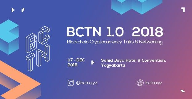Blockchain Cryptocurrency Talks & Networking 2018