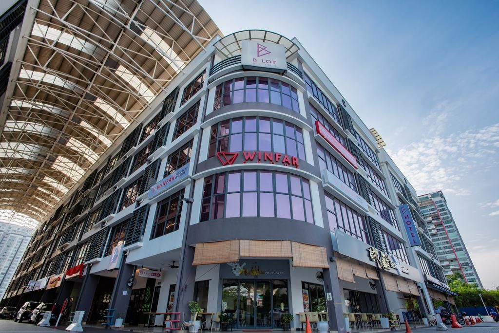 B Lot Hotel Kuala Lumpur,KUCHAI ENTREPRENEURS PARK
