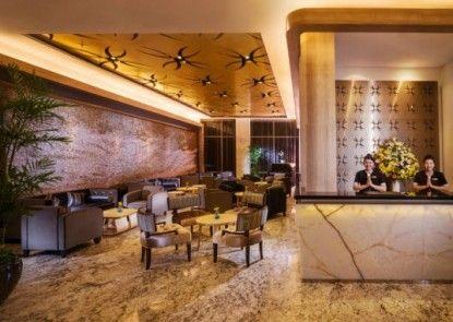 Blue Sky Hotel Petamburan  Lobby