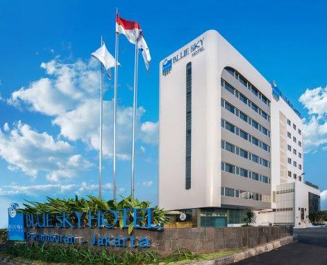 Blue Sky Hotel Petamburan, Jakarta Pusat