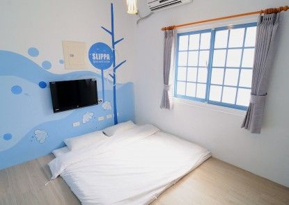 Blue&White Leisure House Kaohsiung