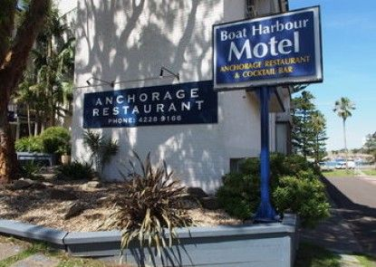 Boat Harbour Motel