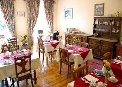 Bonnington Guest House Teras